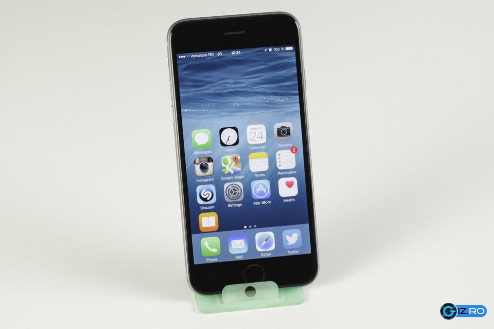 iPhone 6 : uneori, mai mare chiar inseamna mai bun
