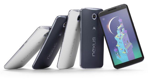 """Nexus 6 este un smartphomne de top cu ecran de 6"""""""