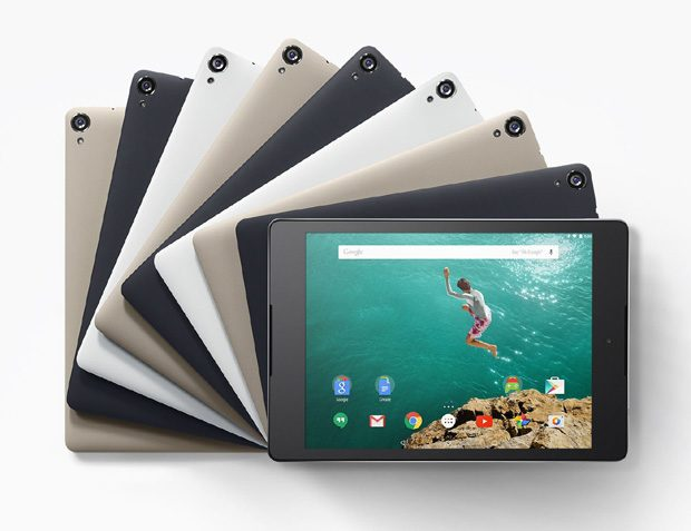 Nexus 9, prima tableta Google cu format 4:3