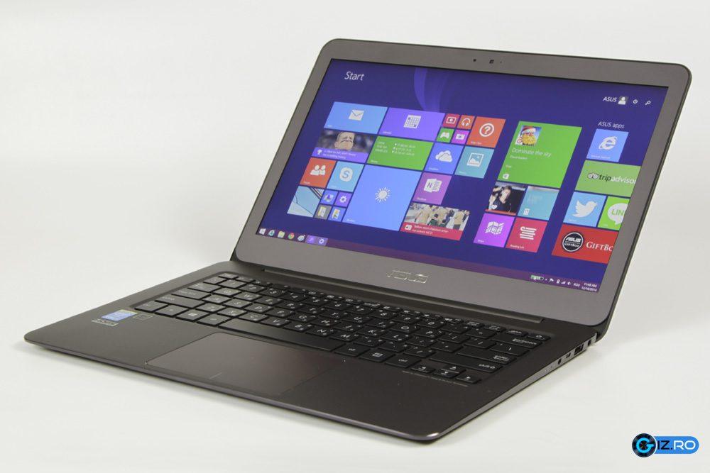 Asus UX305 este un laptop premium ca design si constructie