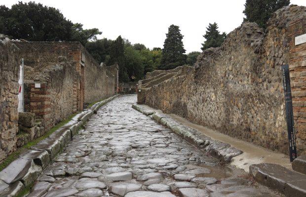 Drumurile romane s-au mentinut pana in zilele noastre