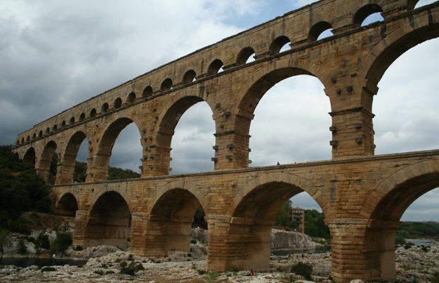 Arcadele, un element important in arhitectura romana