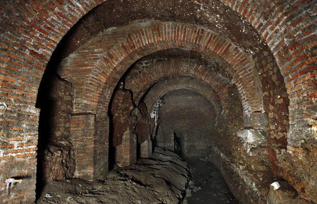 Canalizarile au fost construite in marile orase ale imperiului