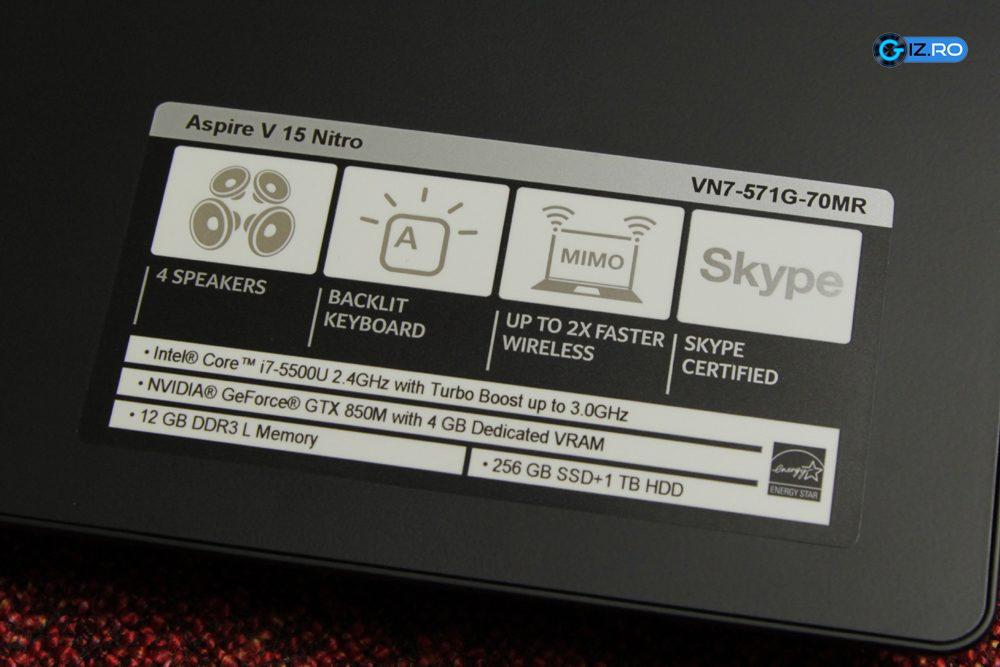 Platforma hardware a laptopului