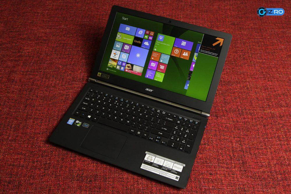 Acer Aspire Nitro este un laptop multimedia de  calitate
