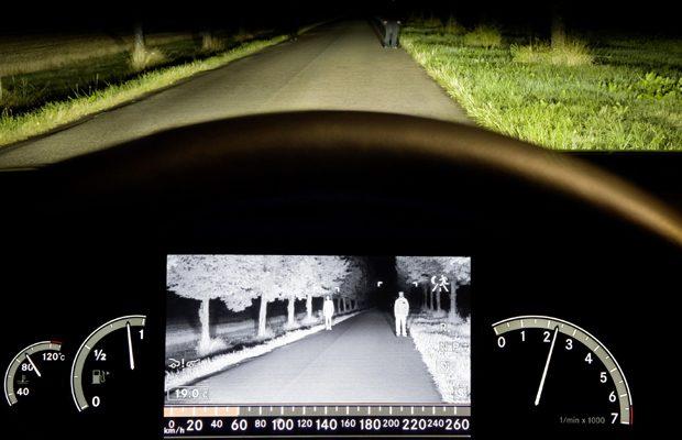 Tehnologia Night Vision imbunatateste vizibilitatea pe timp de noapte