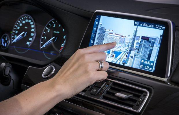Ecranele tactile vor inlocui butoanele fizice