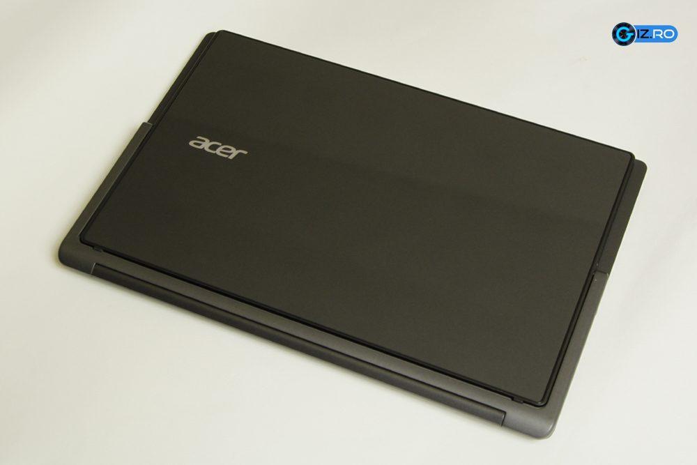 Acer Aspire R 13 este un ultrabook cu performante hardware bune