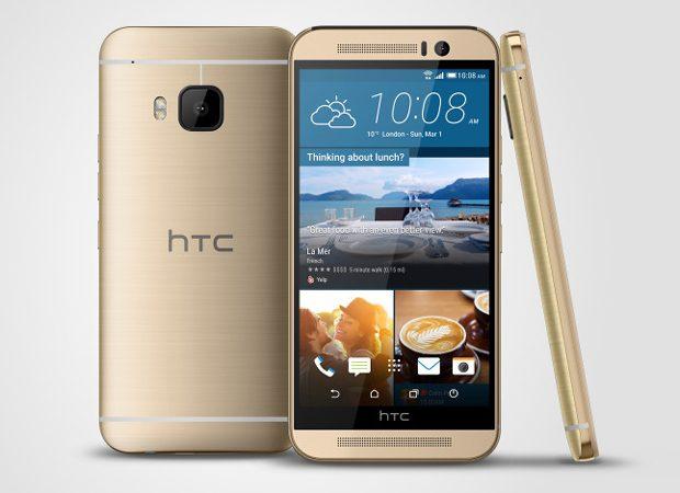 HTC One M9 include mici imbunatatiri comparativ cu predecesorul sau
