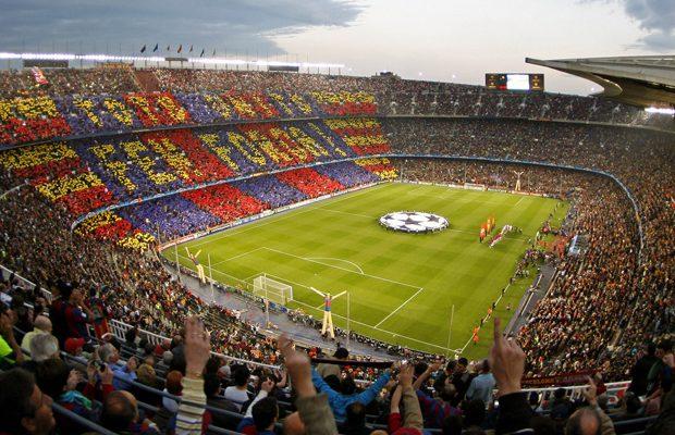 Top 10 cele mai mari stadioane de fotbal din lume