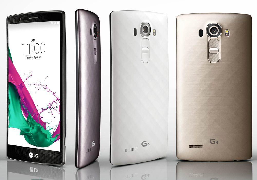 LG G4 pastreaza designul predecesorului sau