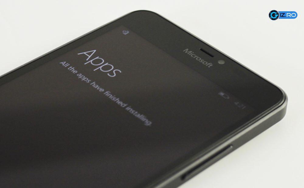 Aplicatiile nu reprezinta punctul forte al telefonului