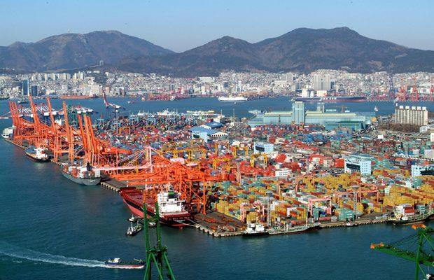 Portul Busan