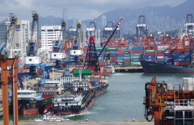Portul Guangzhou