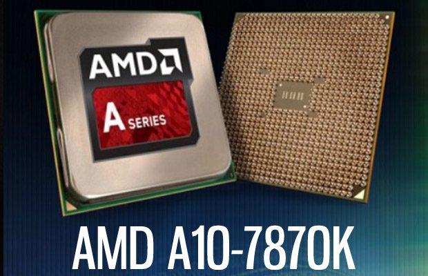AMD A10-7870K – procesor pentru PC-uri de buget