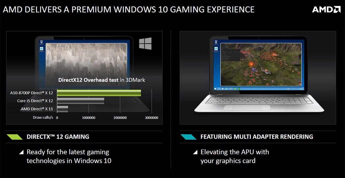 DirectX 12 este principala noutate adusă de Windows 10