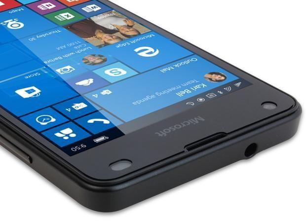 microsoft lumia 550 ecran