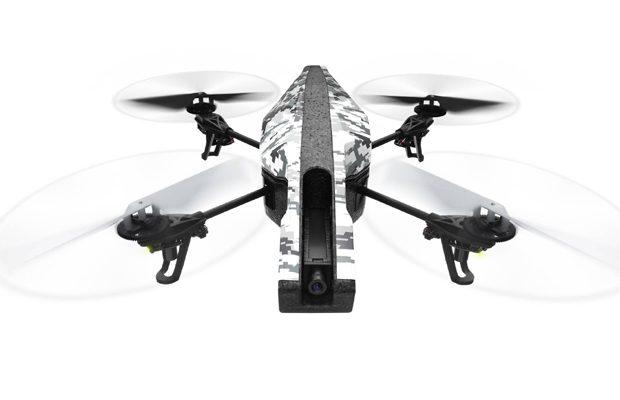 Drona Parrot AR.Drone 2.0 Elite Edition