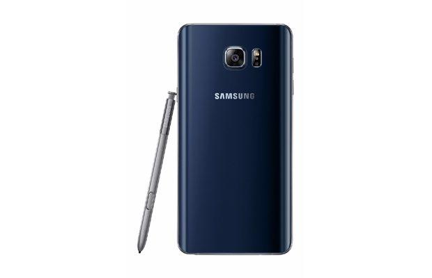 Samsung Galaxy Note 5 are un spate din sticla