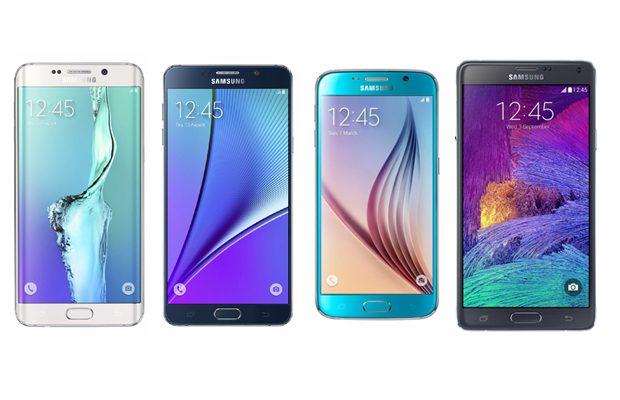 Cei patru muschetari Samsung
