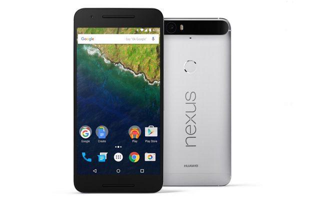 Nexus 6P are carcasa din aluminiu