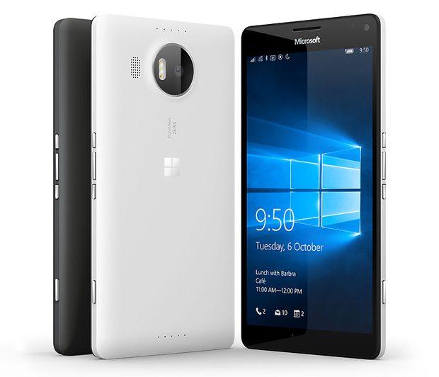 Microsoft Lumia 950 XL este fratele mai mare al lui 950