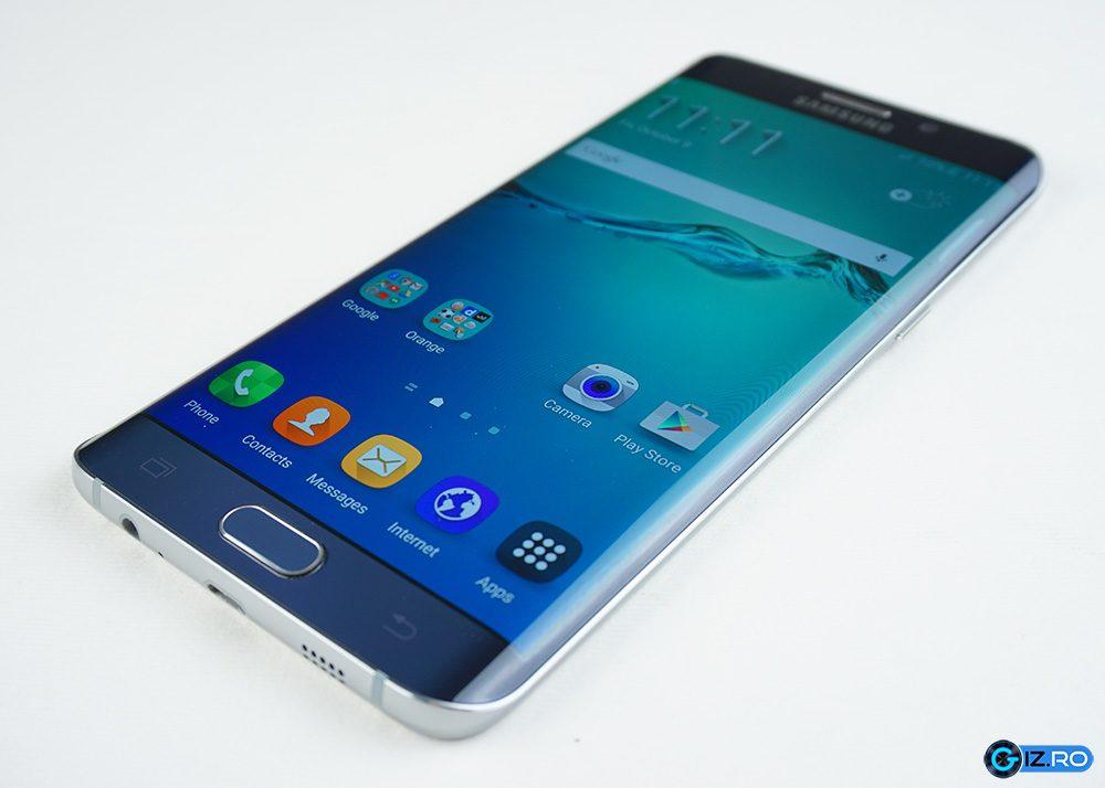 Galaxy S6 Edge Plus are un design atractiv
