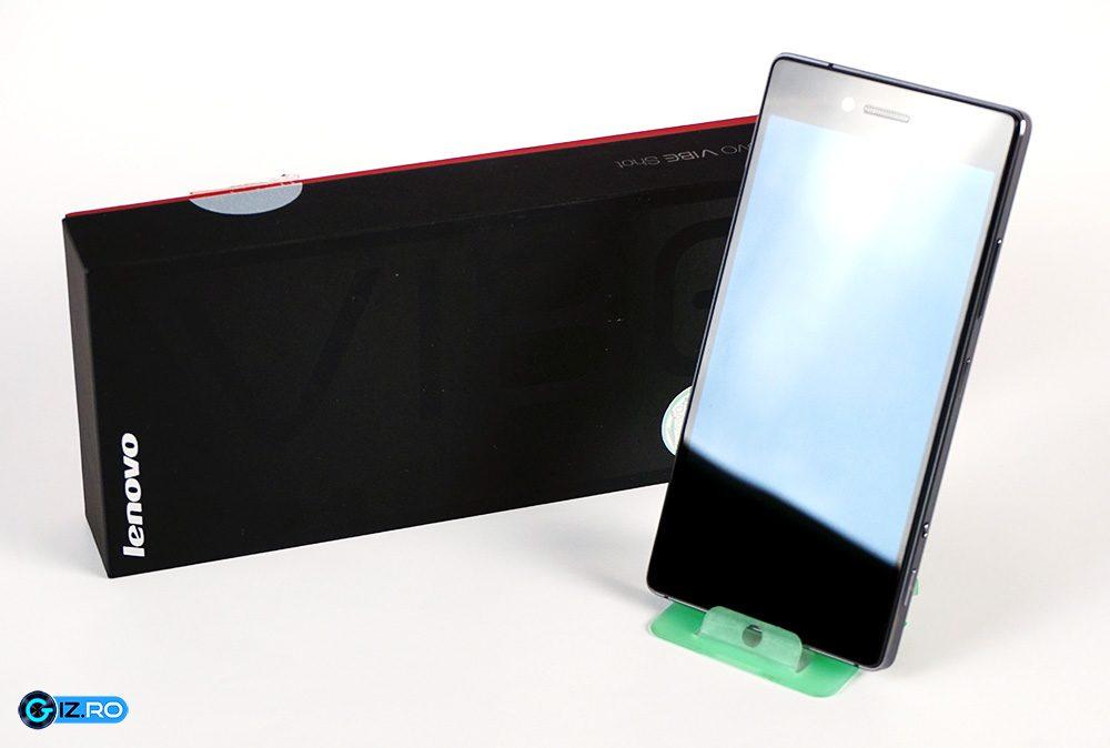 Lenovo Vibe Shot este un camera-phone