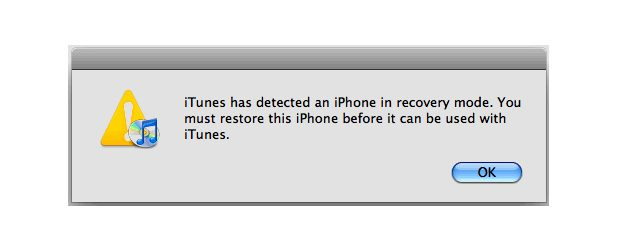 Functia de Restore pentru iPhone sau iPad