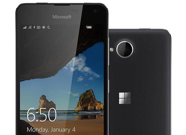 Lumia 650 are o camera de 8 MP