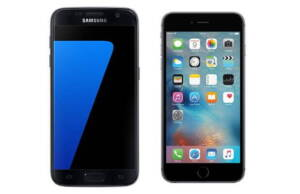 Samsung Galaxy S7 si iPhone 6S, titanii industriei mobile