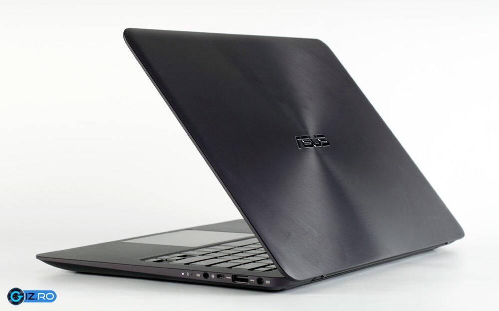 Asus Zenbook UX305UA capac texturat