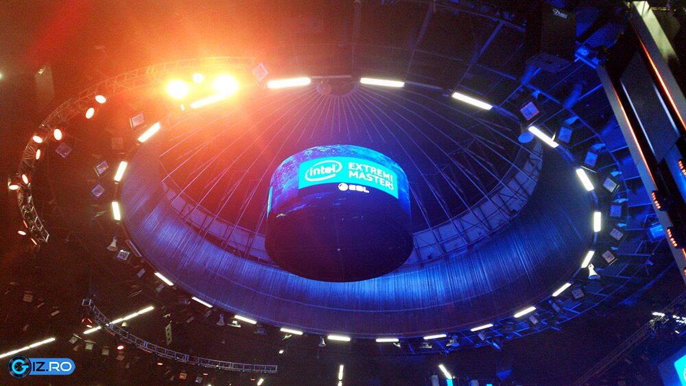 Intel Extreme Masters 2016 - spectacol de lumini