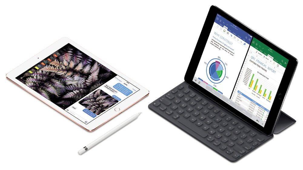 iPad Pro, utila si pentru Office