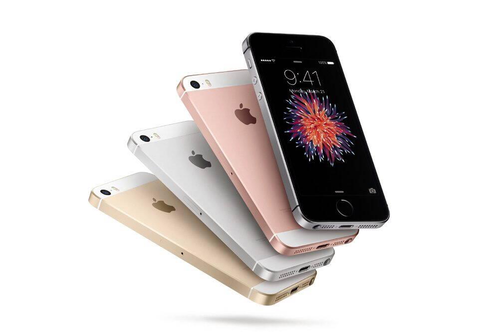 iPhone SE, mic si puternic