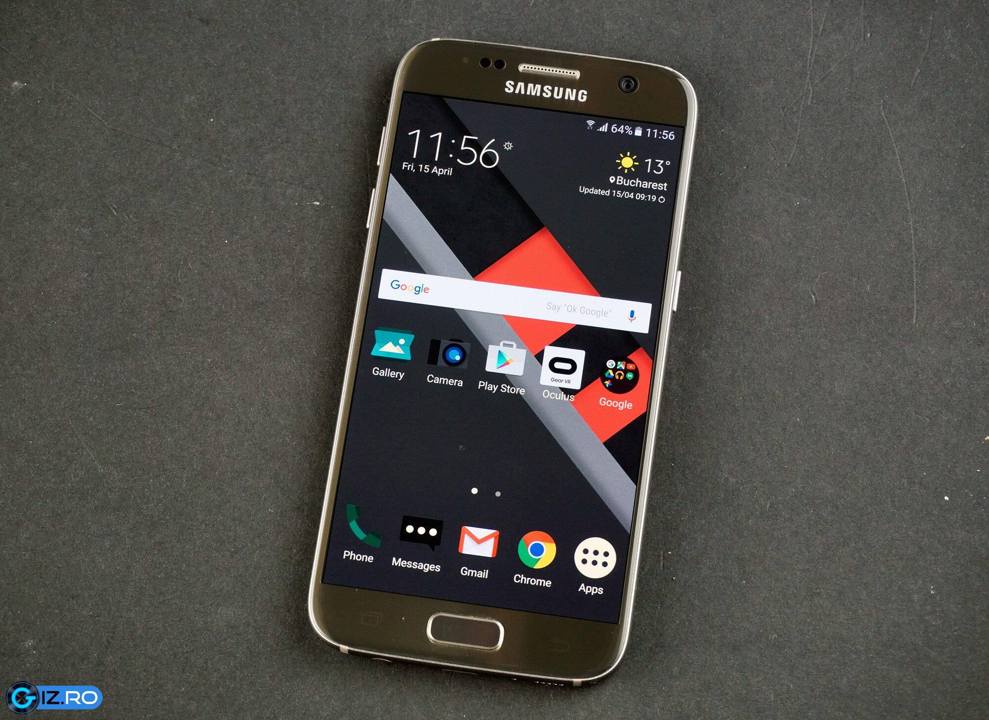 Samsung Galaxy S7, cel mai bun smartphone cu Android al momentului