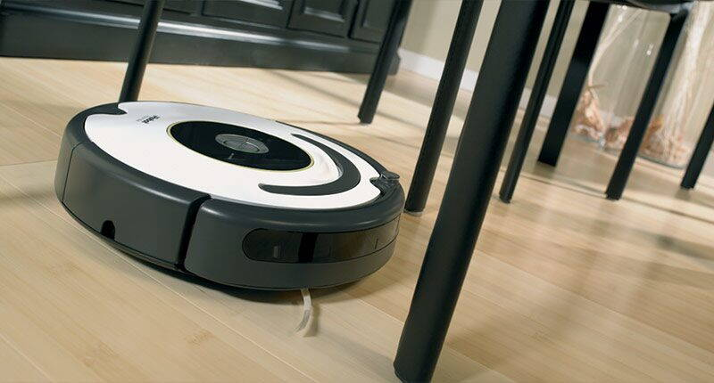 Roomba-ul 620/621 este seria cu cele mai bune rating-uri și un preț accesibil