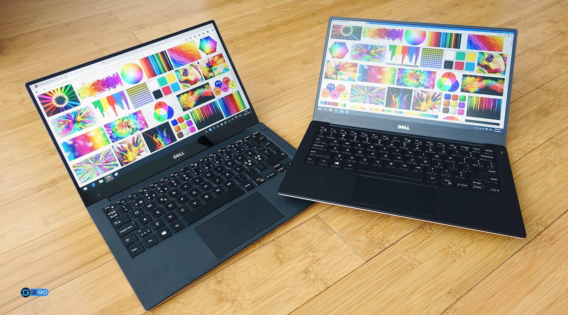 Dell-urile XPS 13 9350 și 9343 sunt laptopuri ultrapotabile excelente, păcat însă că cei de la Dell nu aduc în România și versiunile cu prețuri mai accesibile cumpărătorului de rând