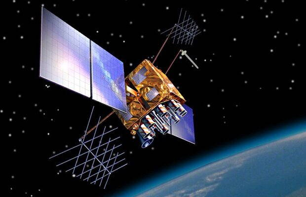 Un satelit GPS