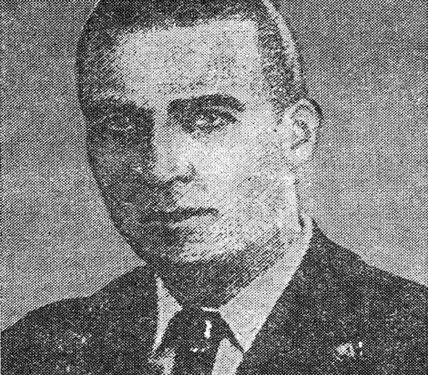 Portretul lui Anastase Dragomir
