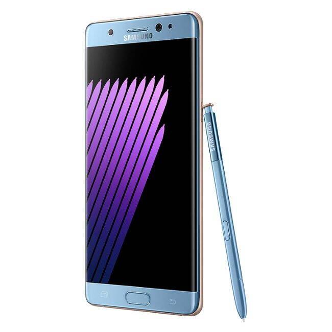 Samsung Galaxy Note 7 este disponibil si intr-o culoare noua