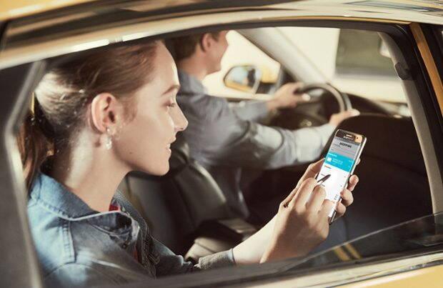 Samsung Galaxy Note 7 poate fi utilizat intr-o larga varietate de moduri