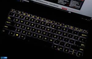 tastatura iluminata