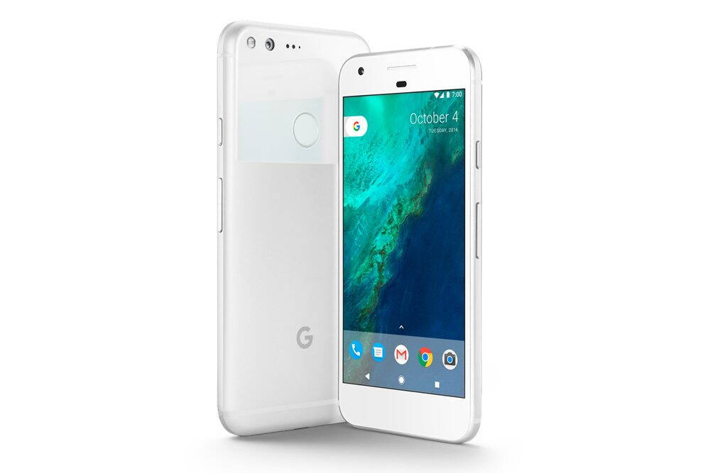 Google Pixel si Pixel XL