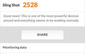 Huawei Mate 9 benchmark