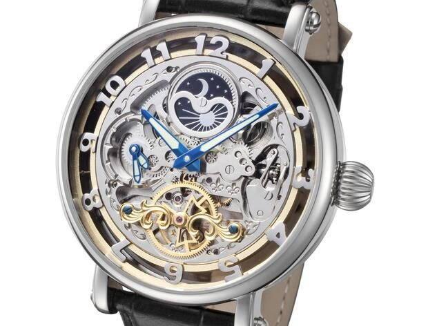 ceas-mecanic-skeleton