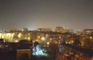 Huawei Mate 9 poze noaptea