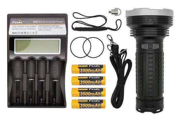 lanternă-LED-baterii