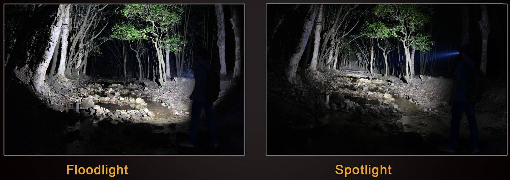 lanternă-LED-proiector-reflector
