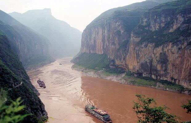 Top 5 cele mai lungi și cele mai mari fluvii